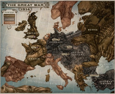 grandmap 400x328 The Great War