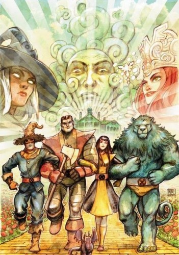 tumblr kohnkvDzEc1qzop42o1 500 351x500 Wizard of Oz and Supers