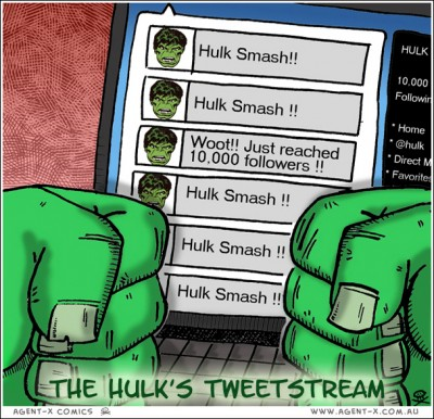 http://www.agent-x.com.au/comic/the-hulks-twitterstream/